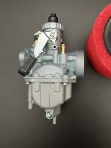VM22 Carburetor + Filter for Mikuni 110cc 125cc 140cc Dirt Pit Bike SSR YCF [A]