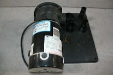 Waterway Insulated Wet End Pump 3/4HP With Filter and 2 Hoses @B22