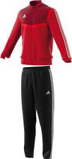 Adidas Tiro 19 Polyesteranzug rot