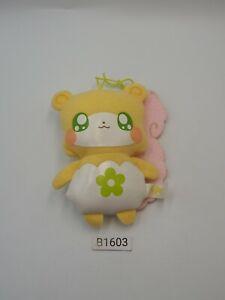 "Kamisama Minarai Himitsu Cocotama B1603 Bandai 2016 Strap Mascot Toy 4"" Japan"