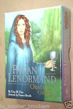 Coffret livret jeu collection ORACLE cards Pagan Lenormand  - NEUF