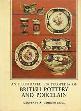 Antique English British Pottery Porcelain / In-Depth Encyclopedia Book