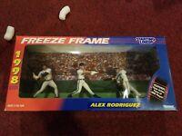 Alex Rodriguez 1998 Freeze Frame Starting Lineup Seattle Mariners MLB BRAND NEW