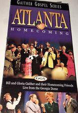 Gaither Gospel Series Atlanta Homecoming Southern Gospel Vhs 44A