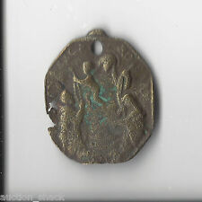 Rare Old Pendant Medallion 1600's 1700's Spanish Pirate Treasure OFFERS ACCEPTED