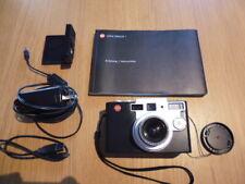 Leica Digilux 1, premier appareil digital de Leica