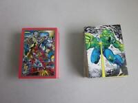1992 Comic Images Savage Dragon 90 Card Set & 1992 Youngblood 90 Card set
