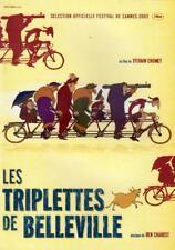 D.V.D./...LES TRIPLETTES DE BELLEVILLE.../...SYLVAIN CHOMET...