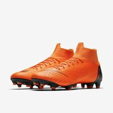 Nike ACC Mercurial Superfly 6 Pro FG Football Sock Boots Uk Size 10 45 Flyknit