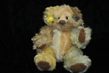 """Annette Funicello  Collectable Teddy Bear """"Panzee"""""""