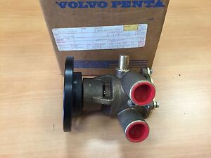 Volvo Penta 3860703 Sea Water Pump  Genuine OEM Replaces 856513