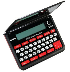 Franklin CWM109 Electronic Collins Crossword solver