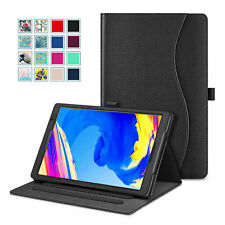 Case for Vankyo MatrixPad S20 10 inch Tablet Multiple-Angle Folio Cover w Pocket