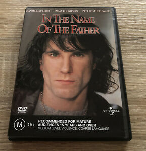 In The Name Of The Father (DVD) Region 4