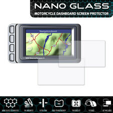 BMW NAVIGATOR IV (Nav 4) GPS NANO GLASS Screen Protector x 2