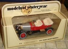 MATCHBOX - MODELS OF YESTERYEAR - 1914 PRINCE HENRY VAUXHALL CAR - Y-2 - BOXED