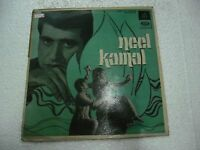 NEEL KAMAL RAVI  1968  RARE LP RECORD OST orig BOLLYWOOD VINYL hindi India EX