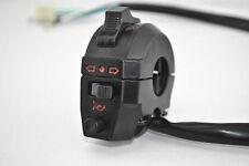 Dual Sport Left Switch Light Turn Signal Horn for Suzuki DR 250 350 DRZ 400 650