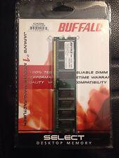 BUFFALO SELECT DIMM 84 PIN DDR 1GB 333 MHZ UNBUFFERED DD333-1G/BR