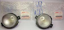 Suzuki Jimny Samurai Sierra Front Position Lamp Assy RH & LH / Front Grille Lamp