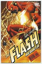 The Flash: Rebirth #1 VF+  Geoff Johns and Ethan Van Sciver