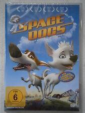 """DVD """"Space Dogs"""" Ein toller Animationsfilm! - NEU + original verschweißt!!!"""