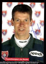 Jos Beulen KFC Uerdingen 1996-97 TOP AK   +A 69848