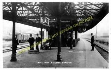 Mill Hill Railway Station Photo. Blackburn to Pleasington and Feniscowles. (1)