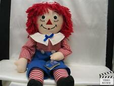 Raggedy Andy Large Doll * Flaw @ Nose * Applause* Dakin