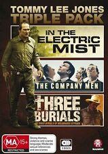 Tommy Lee Jones (DVD, 2013, 3-Disc Set)