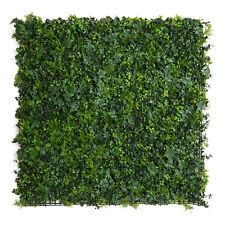 ARTIFICIAL PLANT VERTICAL GARDEN FAKE WALL SCREEN - S17