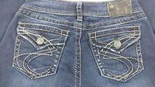Silver Jeans Suki Surplus Womens Size 27x30 Bootcut Jeans GUC Super Clean
