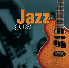 Jazz Guitar CD - Various Artists Classic Instrumental Guitar NEW Sealed