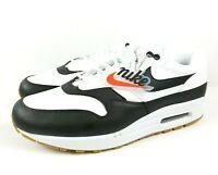 Nike Mens Air Max 1 SE Running Shoes Size 11 White Black Gum CQ9965 100