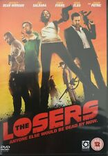 The Losers Chris Evans  New Sealed DVD