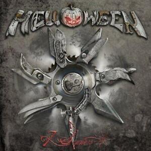 HELLOWEEN - 7 SINNERS Ltd Digipak inc booklet (New & Sealed) Metal Rock CD