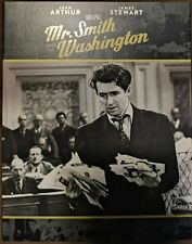 Mr. Smith Goes to Washington 1939 (4K Ultra HD and Blu-ray) CW/SLIP NO DIGITAL