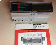 Din Rail Energy Analyzer energy meter with RS485 Modbus Elcontrol Vip Energy