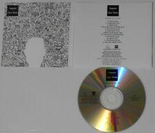 Geographer - Ghost Modern - 12 Track 2015 Promo CD
