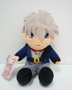 "Sakura Taisen Wars Leni Milchstraße Super Jumbo SEGA Plush 11"" Toy Doll Japan"