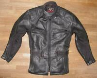 """ TK 2 Keen By Gericke "" Motorrad- Leather Jacket/Jacket IN Black XS Approx."