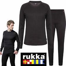 RUKKA MARK Set Funktions-Unterwäsche Unterhose Unterhemd lang schnell trocknend
