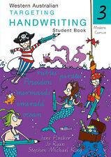 Targeting Handwriting WA Year 3 Student Book