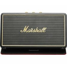 MARSHALL Stockwell Portable Bluetooth Wireless Speaker with Flip Cover -Black