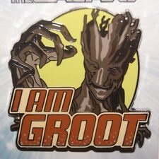Disney I Am Groot Marvel Guardians Of The Galaxy Pin