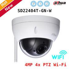 Dahua SD22404T-GN-W 4MP 4x PTZ Network IR WIFI Dome IP camera H.265 2.7mm~11mm
