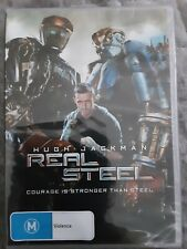Real Steel (DVD) Region 4 - Free Postage. A17