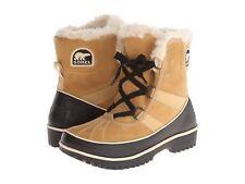 Sorel Tivoli II Curry Women's Boots Size 10 M Brown NL2089-373 Waterproof Suede