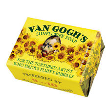 VINCENT VAN GOGH Sunflower Bar Soap, 2 oz, by Unemployed Philosophers