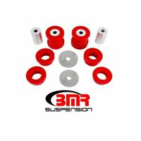 BMR Suspension BK047 Bushing Kit Rear Cradle Polyurethane For S550 Mustang NEW